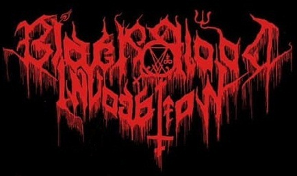 Black Blood Invocation - Logo