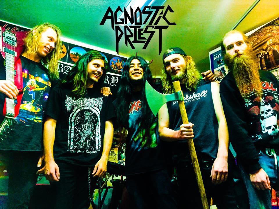 Agnostic Priest - Photo