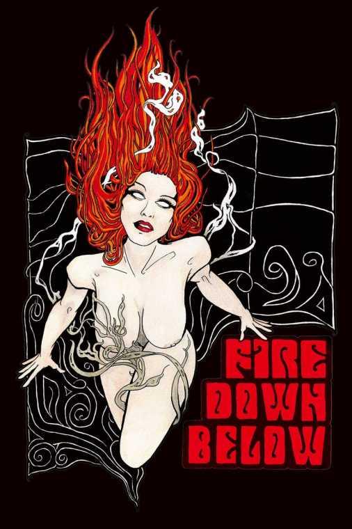 Fire Down Below - Logo