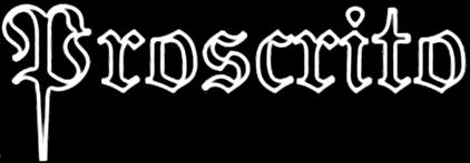 Proscrito - Logo