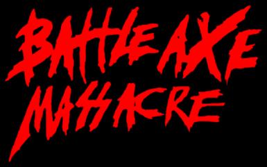 Battle Axe Massacre - Logo