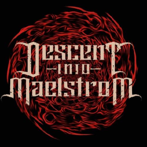 Descent into Maelstrom - Logo