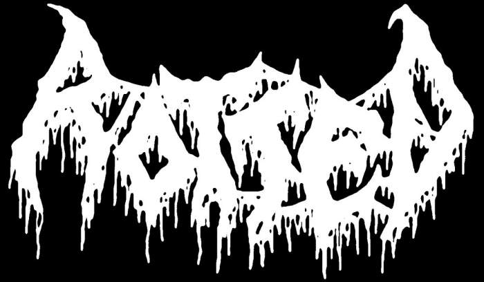 Rotted - Logo