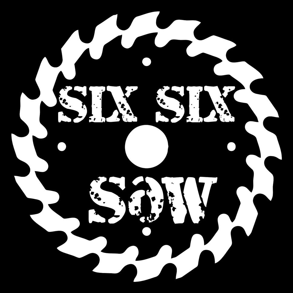 Six Six Saw - Logo