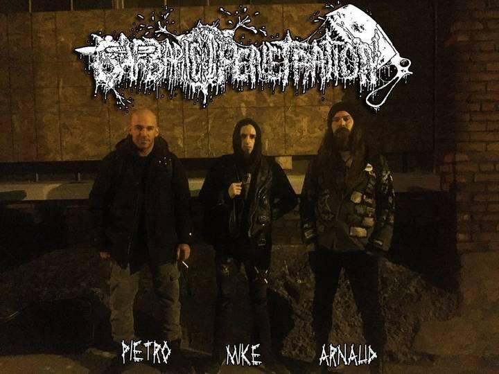 Barbaric Penetration - Photo