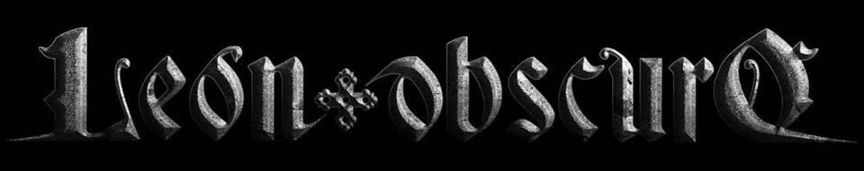 León Obscuro - Logo