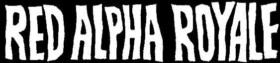 Red Alpha Royale - Logo