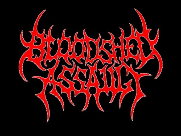 Bloodshed Assault - Logo