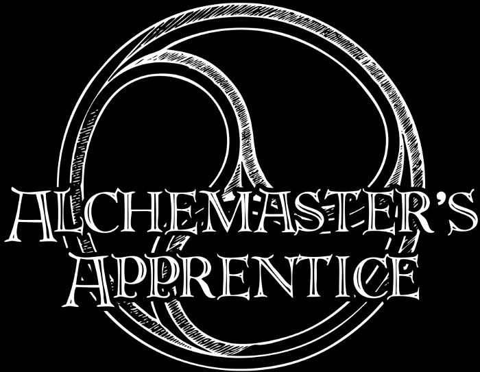 Alchemaster's Apprentice - Logo