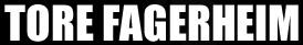 Tore Fagerheim - Logo
