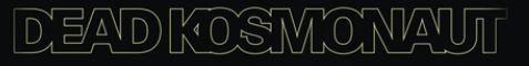 Dead Kosmonaut - Logo
