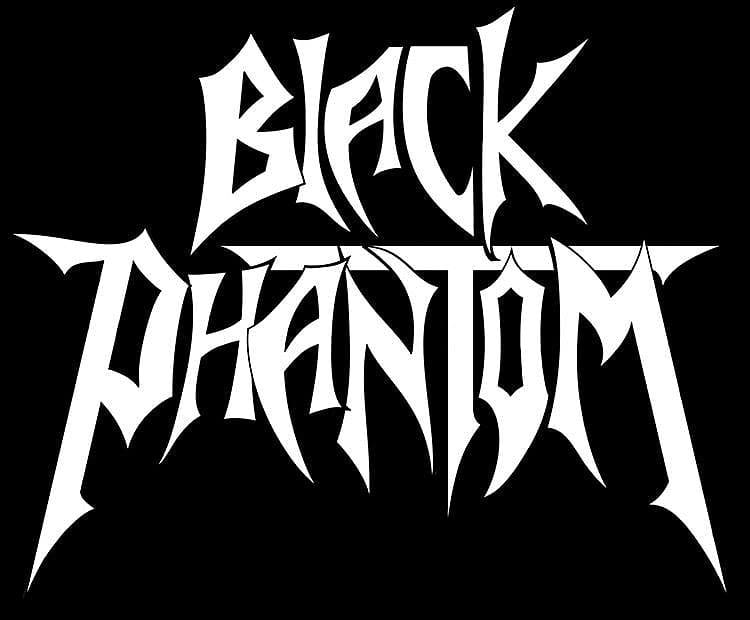 Black Phantom - Logo