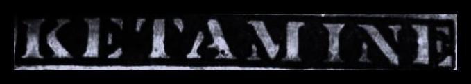 Ketamine - Logo