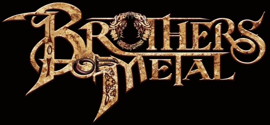 Brothers of Metal - Logo