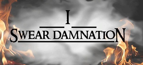 I Swear Damnation - Logo