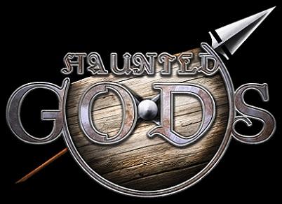 Haunted Gods - Logo