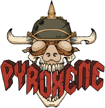 Pyroxene - Logo
