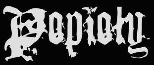 Popioły - Logo