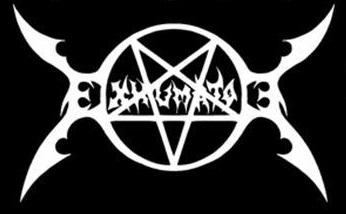 Exhumator - Logo