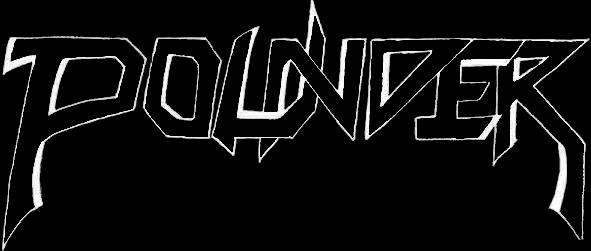 Pounder - Logo