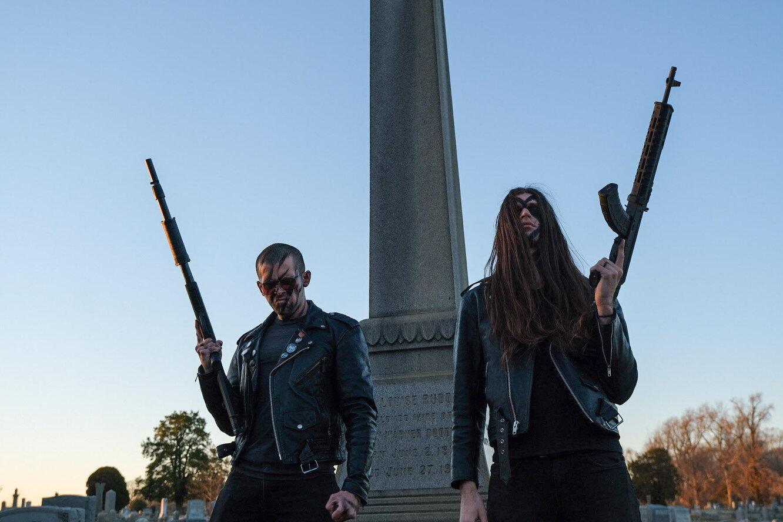 Antichrist Siege Machine - Photo