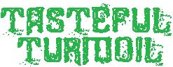 Tasteful Turmoil - Logo