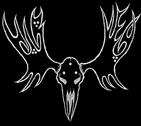 Hirveä - Logo