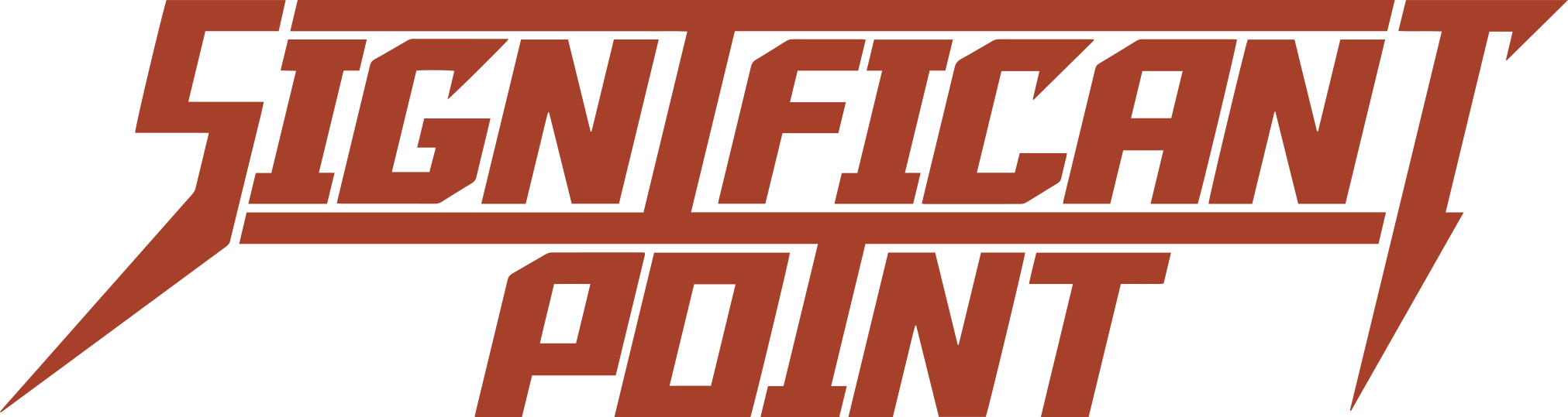 Significant Point - Logo