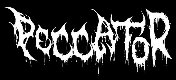 Peccator - Logo
