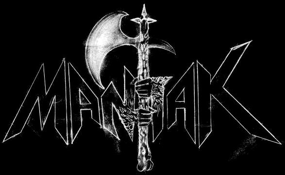Maniak - Logo
