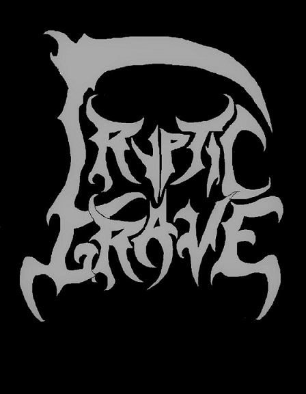 Cryptic Grave - Logo