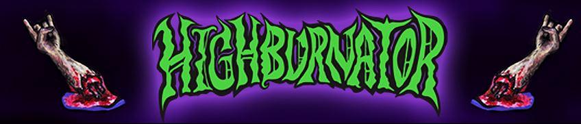 Highburnator - Logo
