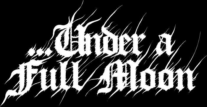 ...Under a Full Moon - Logo