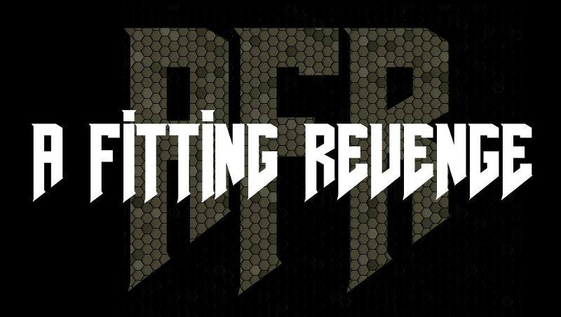 A Fitting Revenge - Logo