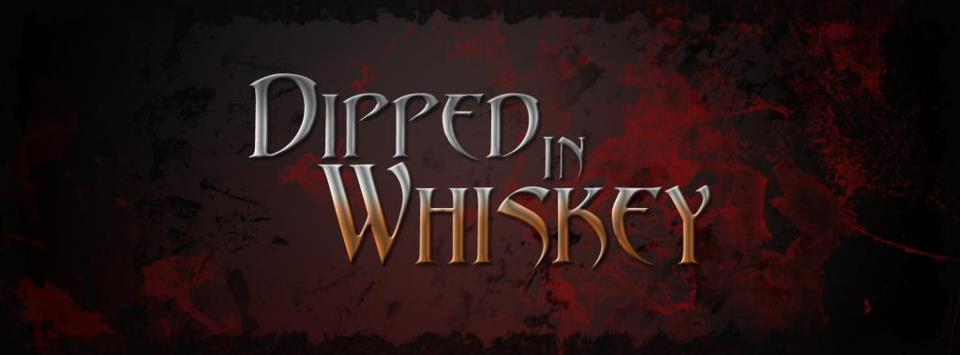 Dipped in Whiskey - Logo