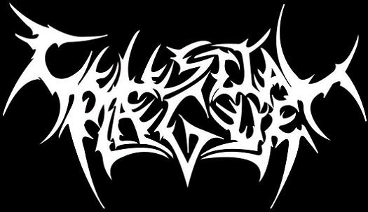 Celestial Plague - Logo