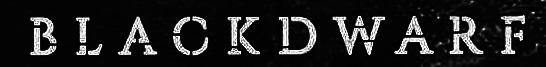 Blackdwarf - Logo