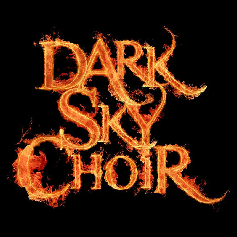Dark Sky Choir - Logo