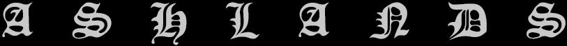 Ashlands - Logo