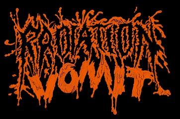 Radiation Vomit - Logo
