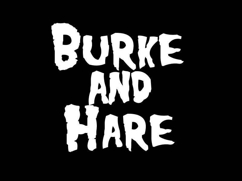 Burke and Hare - Logo