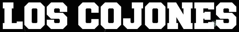 Los Cojones - Logo