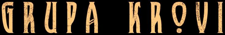 Grupa Krovi - Logo