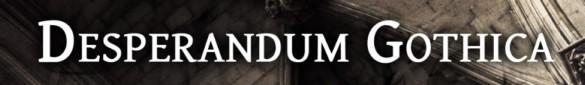 Desperandum Gothica - Logo