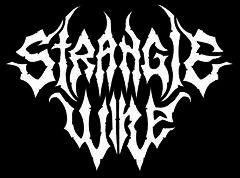 Strangle Wire - Logo