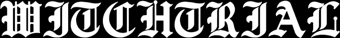 Witchtrial - Logo
