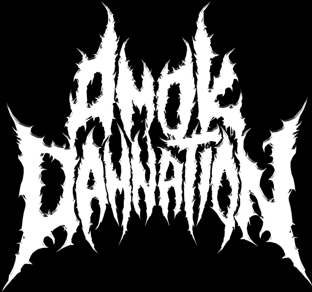 Amok Damnation - Logo