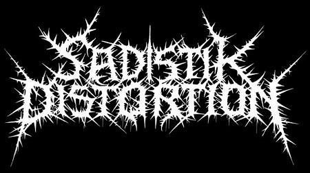 Sadistik Distortion - Logo