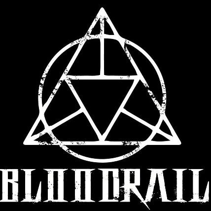 BloodRail - Logo