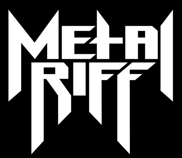 Metalriff - Logo